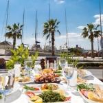 Kuşadası'ndaki Yeni Soframız: Mezgit Restaurant