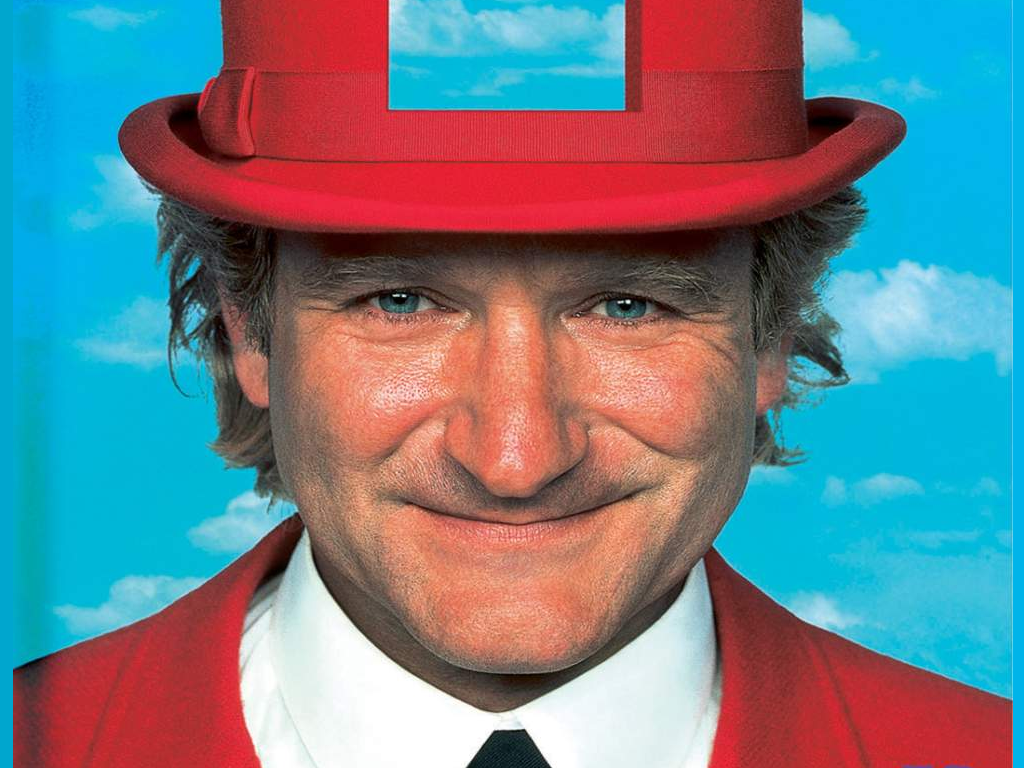 HOŞÇAKAL ROBIN WILLIAMS